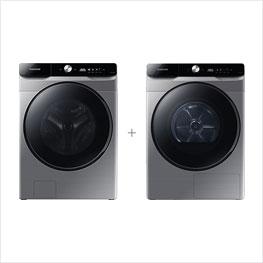 [삼성] 그랑데 AI 세탁기 21kg 이..
